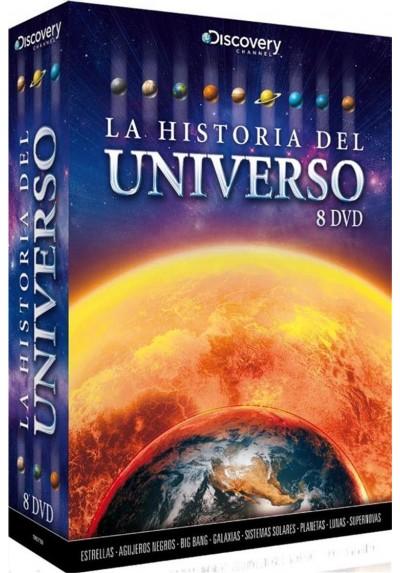 Pack La Historia Del Universo