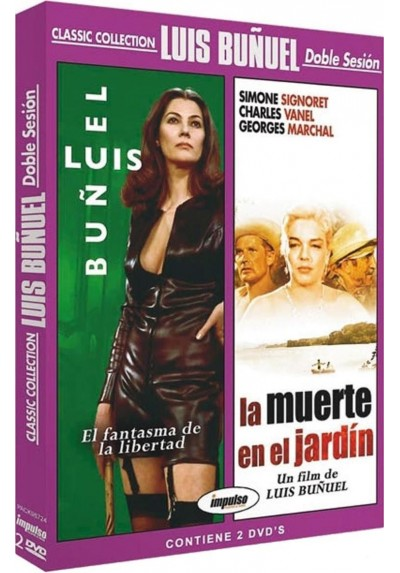 Pack Luis Buñuel Vol.3