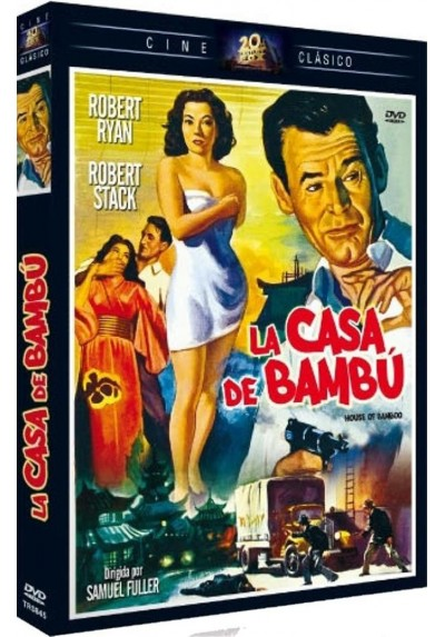 La Casa De Bambú (House Of Bamboo)