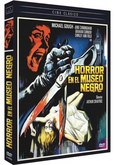 Horror En El Museo Negro (Horrors Of The Black Museum)