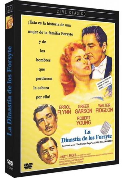 La Dinastía De Los Forsyte (That Forsyte Woman)