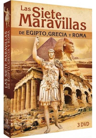 Las Siete Maravillas De Egipto, Grecia Y Roma