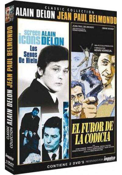 PACK ALAIN DELON / BELMONDO 3