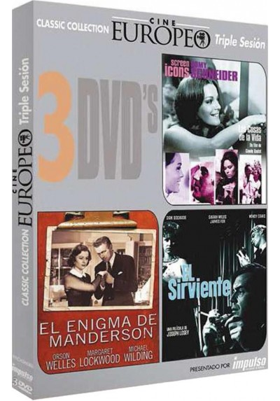 PACK TRIPLE CINE EUROPEO 3