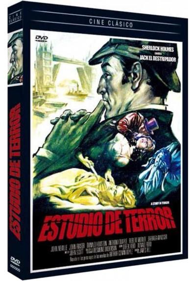 Estudio De Terror (A Study In Terror)