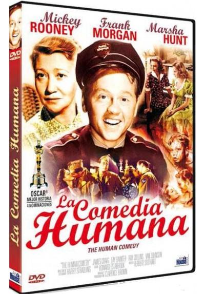 La Comedia Humana (The Human Comedy)