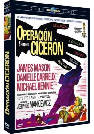 Operación Cicerón (5 Fingers)