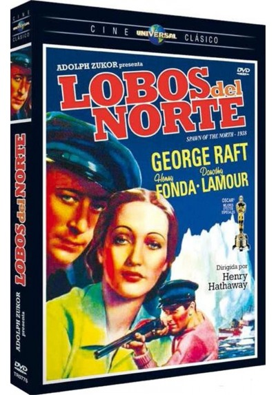 Lobos Del Norte (Spawn Of The North)