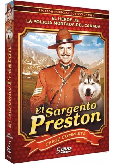 El Sargento Preston (Sergeant Preston Of The Yukon)