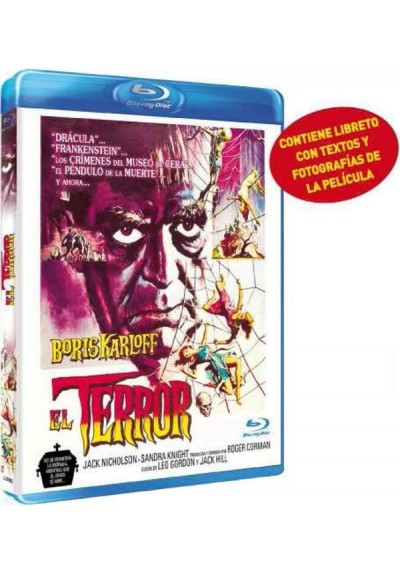 El Terror (The Terror) (Blu-Ray)