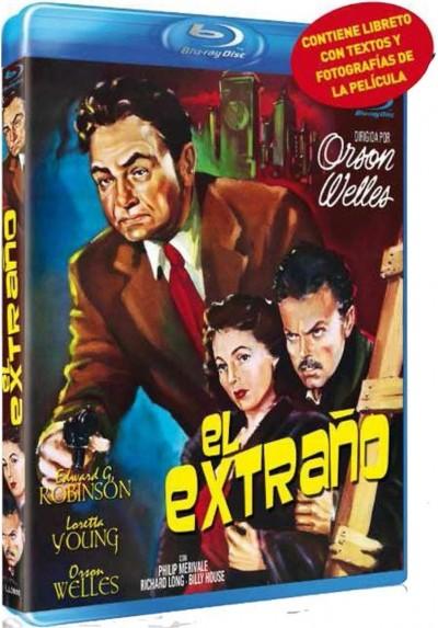 El Extraño (The Stranger) (Blu-Ray)