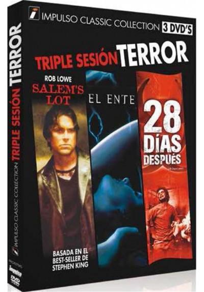 PACK TERROR 2 ( EL ENTE )