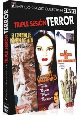PACK TERROR 1 ( MARCA VAMPIRO )