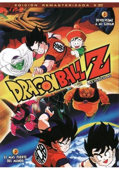 DRAGON BALL Z LAS PELICULAS Vol.1
