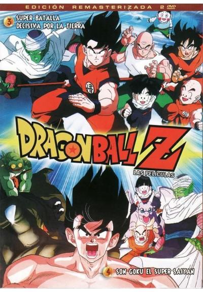 DRAGON BALL Z LAS PELICULAS Vol.2