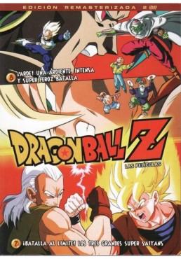 DRAGON BALL Z LAS PELICULAS Vol.4