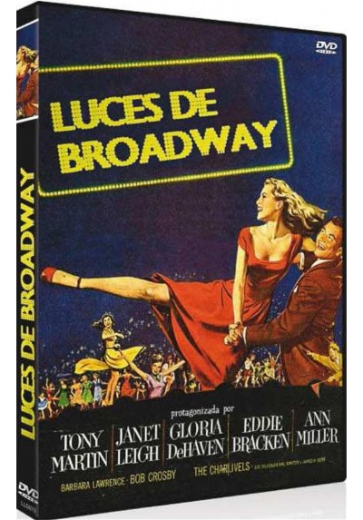 Luces De Broadway (Two Tickets To Broadway)