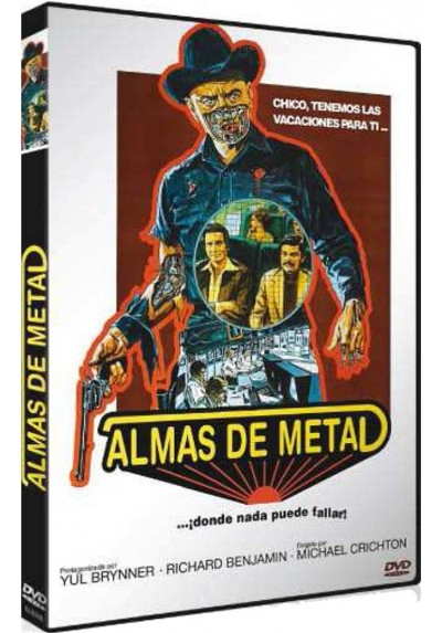 Almas De Metal (Westworld)