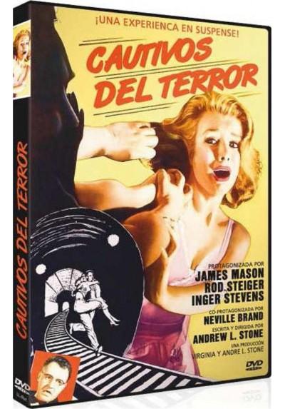 Cautivos Del Terror (Cry Terror)