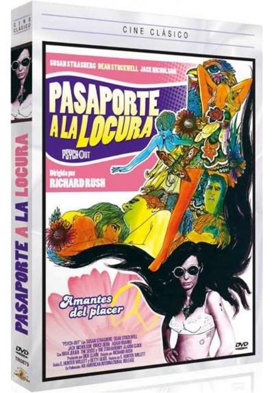 Pasaporte A La Locura (Psych-Out)