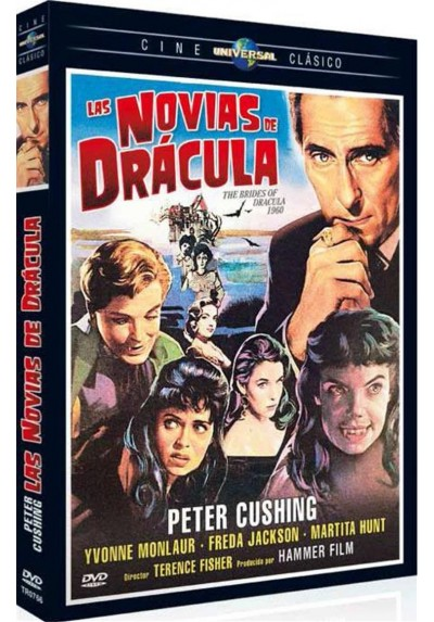 Las Novias De Drácula (The Brides Of Dracula)