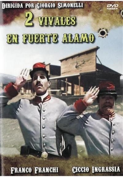 2 Vivales En Fuerte Alamo (I Due Sergenti Del Generale Custer)