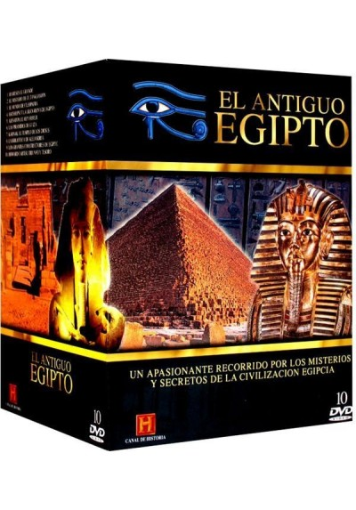 Pack El Antiguo Egipto I