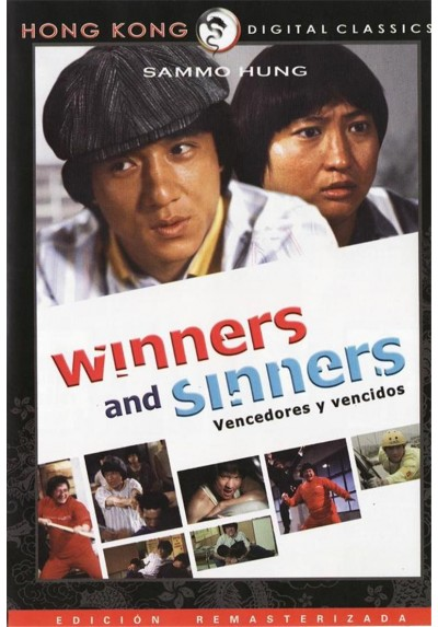 Winners And Sinners (Vencedores Y Vencidos) (Wu Fu Sing)