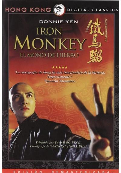Iron Monkey (El Mono De Hierro) (Siu Nin Wong Fei Hung Ji: Tit Ma Lau)