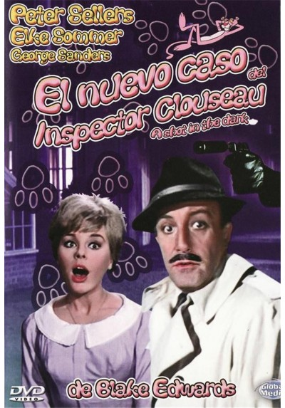 El Nuevo Caso Del Inspector Clouseau  (A Shot In The Dark)