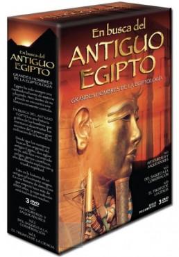 En Busca Del Antiguo Egipto