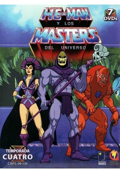 He-Man Y Los Masters Del Universo Temporada 4