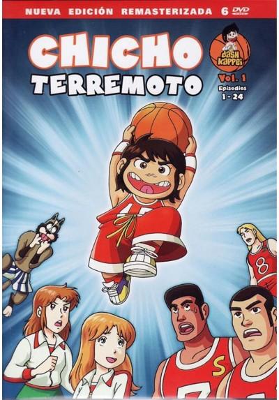 Chicho Terremoto - Vol. 1 (Episodios 01 - 24)