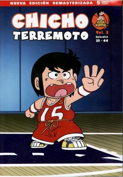 Chicho Terremoto - Vol. 2 (Episodios 25 - 44)