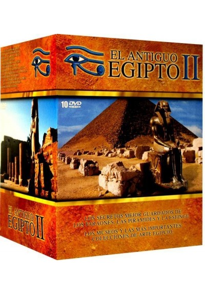 Pack El Antiguo Egipto II