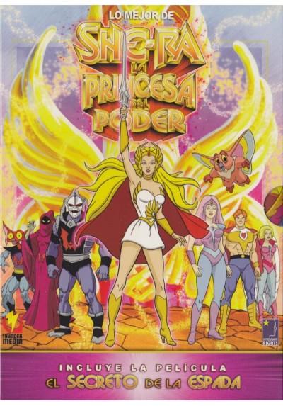 Lo Mejor De She-Ra : La Princesa Del Poder y la película : El Secreto de la Espada