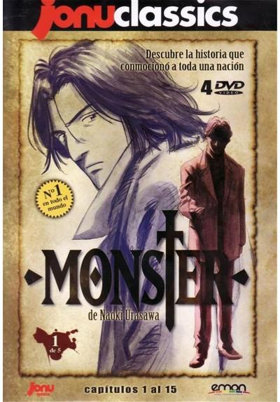 Monster - Vol. 1 (Episodios 1 - 15)