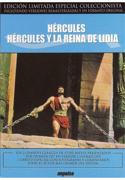 Hércules / Hércules Y La Reina De Lidia
