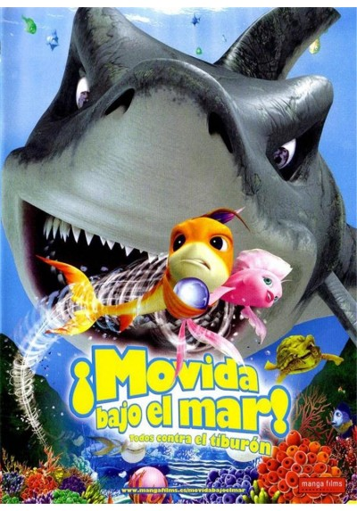 Movida Bajo El Mar! (Shark Bait)