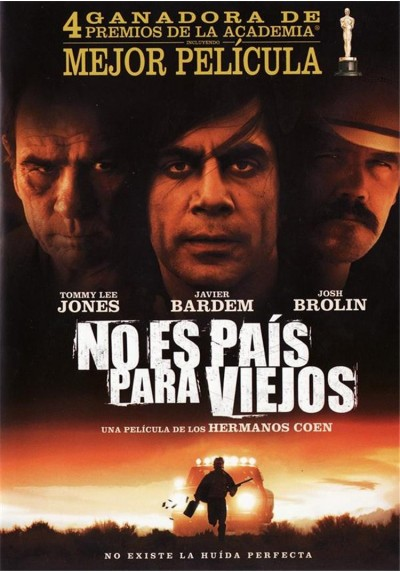 No Es País Para Viejos (No Country For Old Men)