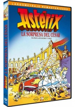 Astérix Y La Sorpresa Del César (Asterix Et La Surprise De Cesar)