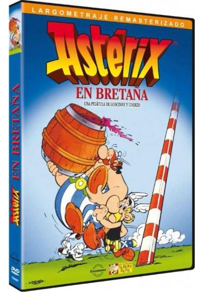 Asterix En Bretaña (Astérix Chez Les Bretons)