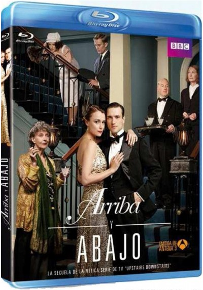 Arriba Y Abajo (La Secuela) (Upstairs Downstairs) (Blu-ray)