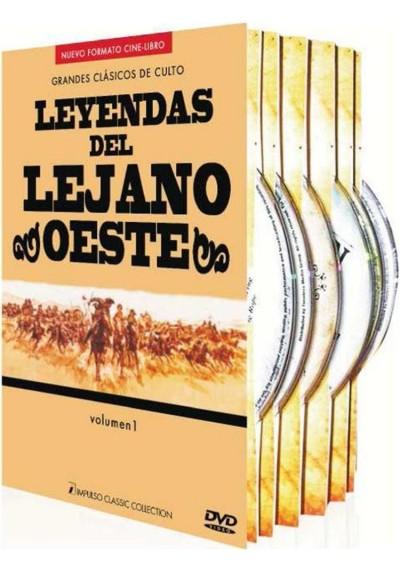 Pack Leyendas Del Lejano Oeste - Vol. 1
