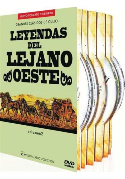 Pack Leyendas Del Lejano Oeste - Vol. 2