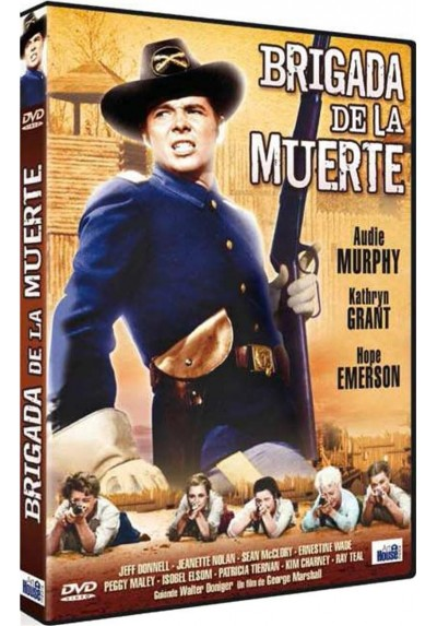 Brigada De La Muerte (The Guns Of Fort Petticoat)