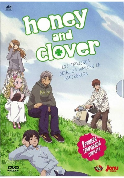 Honey And Clover - 1ª Temporada