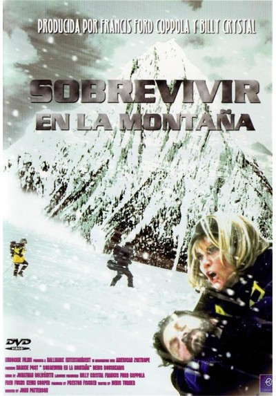 Sobrevivir En La Montaña (Survivval On The Mountain)
