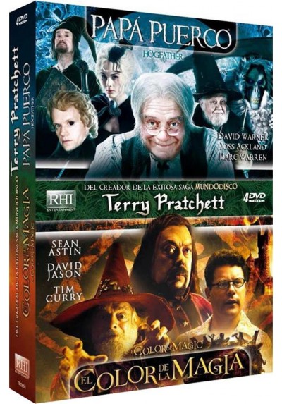 Pack Terry Pratchet