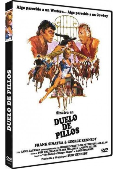 Duelo De Pillos (Dirty Dingus Magee)